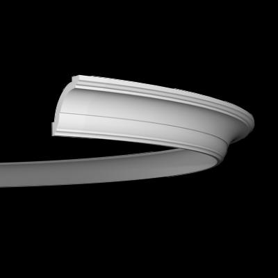 CORNICHE de plafond flexible POLYURÉTHANE F1.101