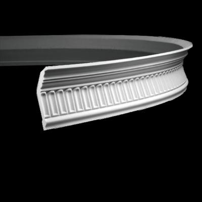 CORNICHE de plafond flexible POLYURÉTHANE F1.104