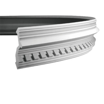 CORNICHE de plafond flexible POLYURÉTHANE F1.111