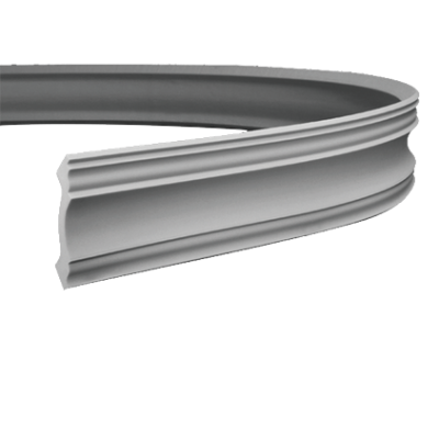 CORNICHE de plafond flexible POLYURÉTHANE F1.113