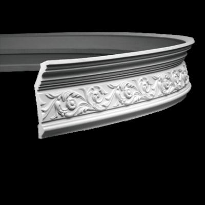 CORNICHE de plafond flexible POLYURÉTHANE F1.128