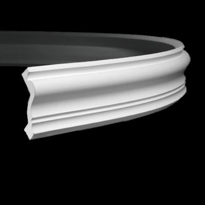 CORNICHE de plafond flexible POLYURÉTHANE F1.129