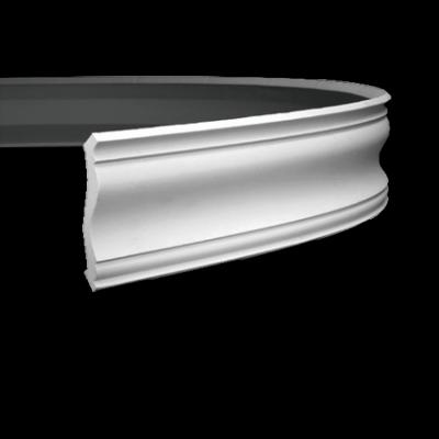 CORNICHE de plafond flexible POLYURÉTHANE F1.133