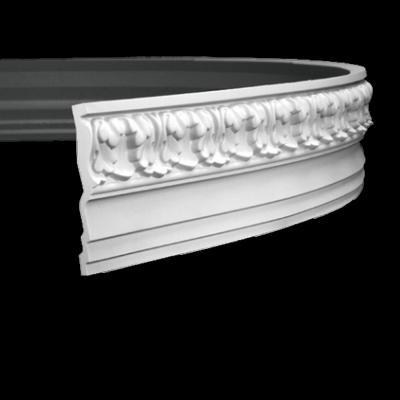 CORNICHE de plafond flexible POLYURÉTHANE F1.136