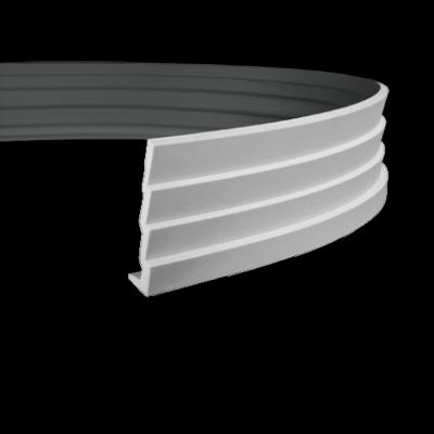 CORNICHE de plafond flexible POLYURÉTHANE F1.142