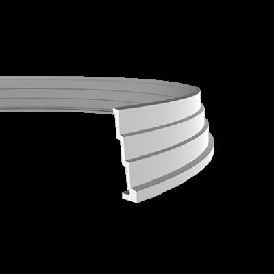 CORNICHE de plafond flexible POLYURÉTHANE F1.145
