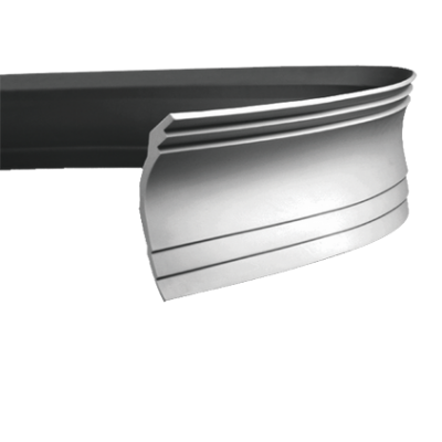 CORNICHE de plafond flexible POLYURÉTHANE F1.147