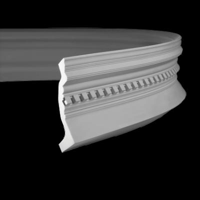 CORNICHE de plafond flexible POLYURÉTHANE F1.153