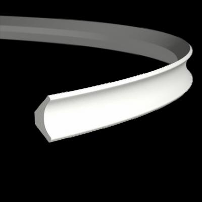 CORNICHE de plafond flexible POLYURÉTHANE F1.154