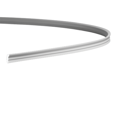 CORNICHE de plafond flexible POLYURÉTHANE F1.155