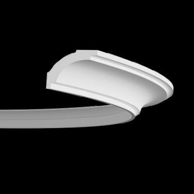 CORNICHE de plafond flexible POLYURÉTHANE F1.160