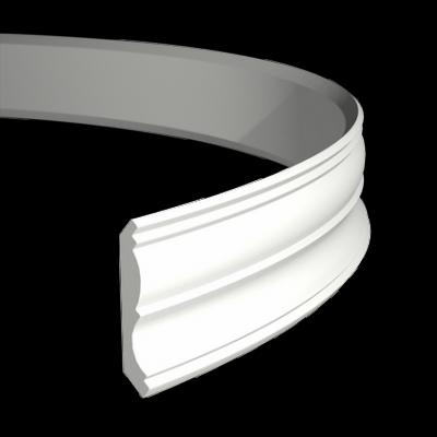 CORNICHE de plafond flexible POLYURÉTHANE F1.161