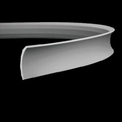 CORNICHE de plafond flexible POLYURÉTHANE F1.165