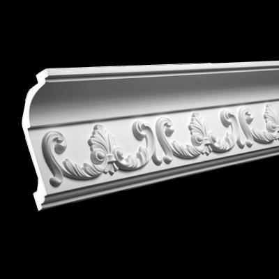CORNICHE de plafond POLYURÉTHANE 1.166
