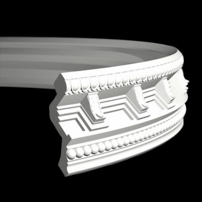 CORNICHE de plafond flexible POLYURÉTHANE F1.169