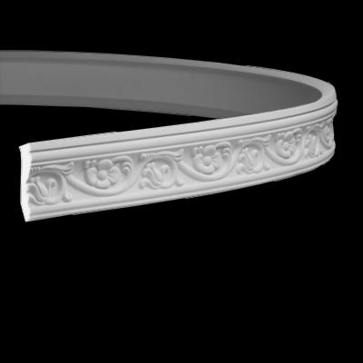 CORNICHE de plafond flexible POLYURÉTHANE F1.181