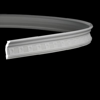 CORNICHE de plafond flexible POLYURÉTHANE F1.182