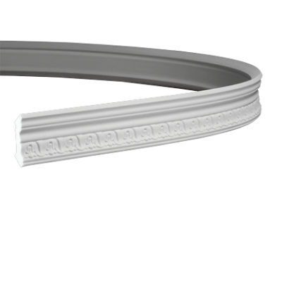 CORNICHE de plafond flexible POLYURÉTHANEE F1.187