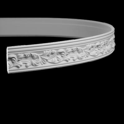 CORNICHE de plafond flexible POLYURÉTHANE F1.189