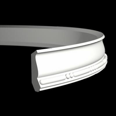 CORNICHE de plafond flexible POLYURÉTHANE F1.190