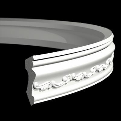CORNICHE de plafond flexible POLYURÉTHANE F1.192