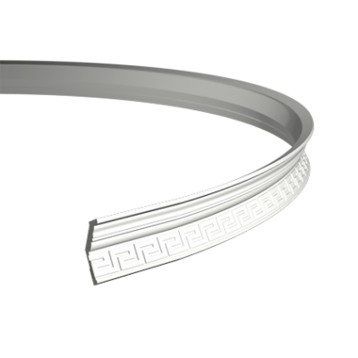 CORNICHE de plafond flexible POLYURÉTHANE F1.193