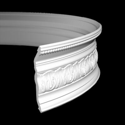 CORNICHE de plafond flexible POLYURÉTHANE F1.201