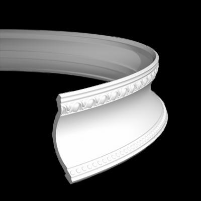 CORNICHE de plafond flexible POLYURÉTHANE F1.203