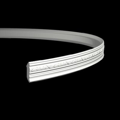 CORNICHE de plafond flexible POLYURÉTHANE F1.204