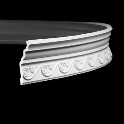 CORNICHE de plafond flexible POLYURÉTHANE F1.253