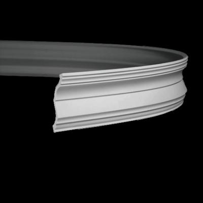 CORNICHE de plafond flexible POLYURÉTHANE F1.254