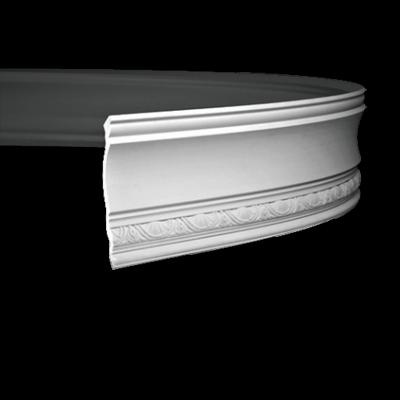 CORNICHE de plafond flexible POLYURÉTHANE F1.256