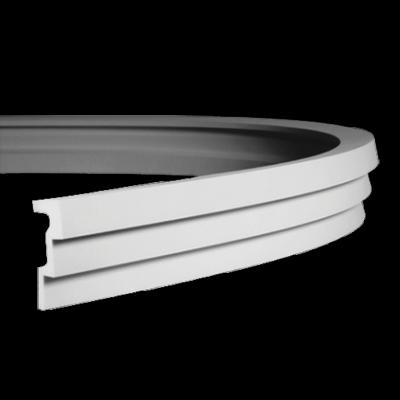 CORNICHE de plafond flexible POLYURÉTHANE F1.262