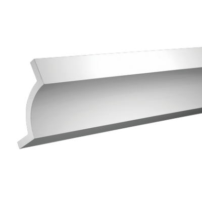 CORNICHE de plafond POLYURÉTHANE 1.264
