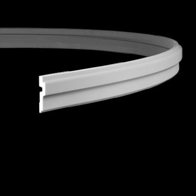 CORNICHE de plafond flexible POLYURÉTHANE F1.266