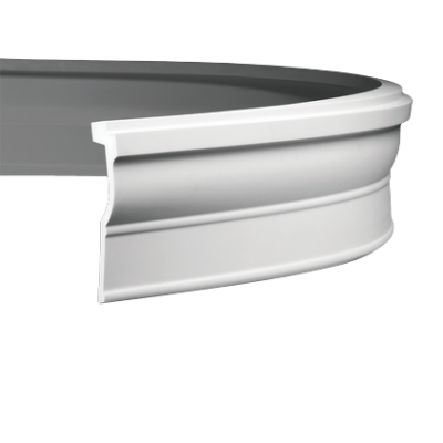 CORNICHE de plafond flexible POLYURÉTHANE F1.270