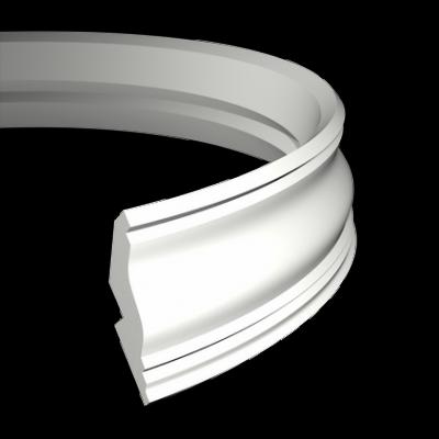 CORNICHE de plafond flexible POLYURÉTHANE F1.273