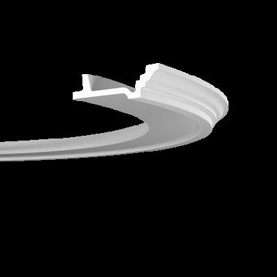 CORNICHE de plafond flexible POLYURÉTHANE F1.277