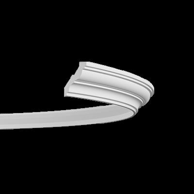 CORNICHE de plafond flexible POLYURÉTHANE F1.288