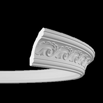 CORNICHE de plafond flexible POLYURÉTHANE F1.290