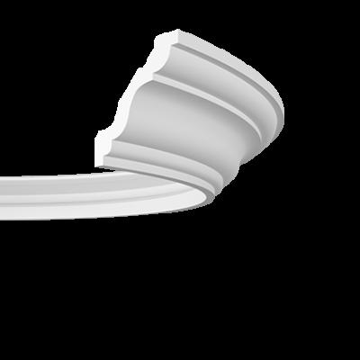 CORNICHE de plafond flexible POLYURÉTHANE F1.293