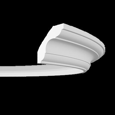 CORNICHE de plafond flexible POLYURÉTHANE F1.294