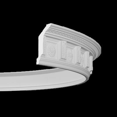 CORNICHE de plafond flexible POLYURÉTHANE F1.281