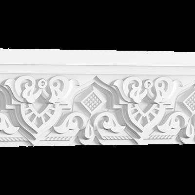 CORNICHE de plafond POLYURÉTHANE 50.503
