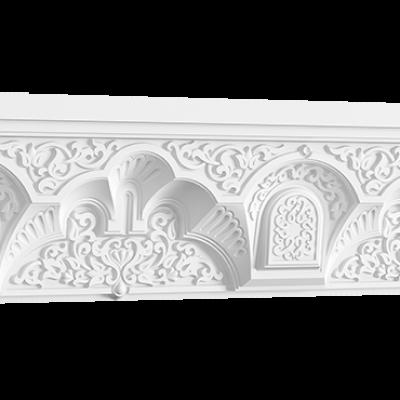 CORNICHE de plafond POLYURÉTHANE 50.504