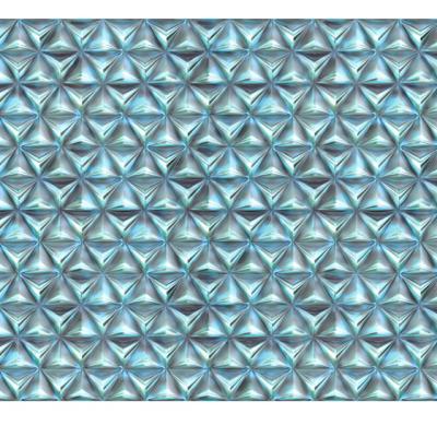Panneau décoratif mural Mosaïque PVC 95x48cm 56557
