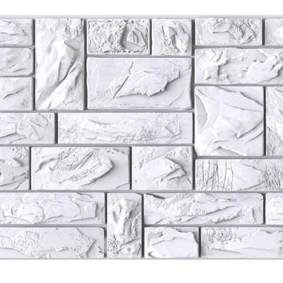 Échantillon de panneau décoratif PVC