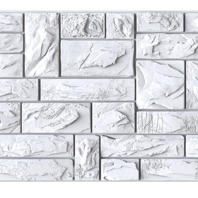 Panneau décoratif mural Mosaïque PVC 95x48cm 58513