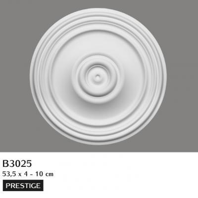 ROSACE DE PLAFOND B3025 diam 53.5cm
