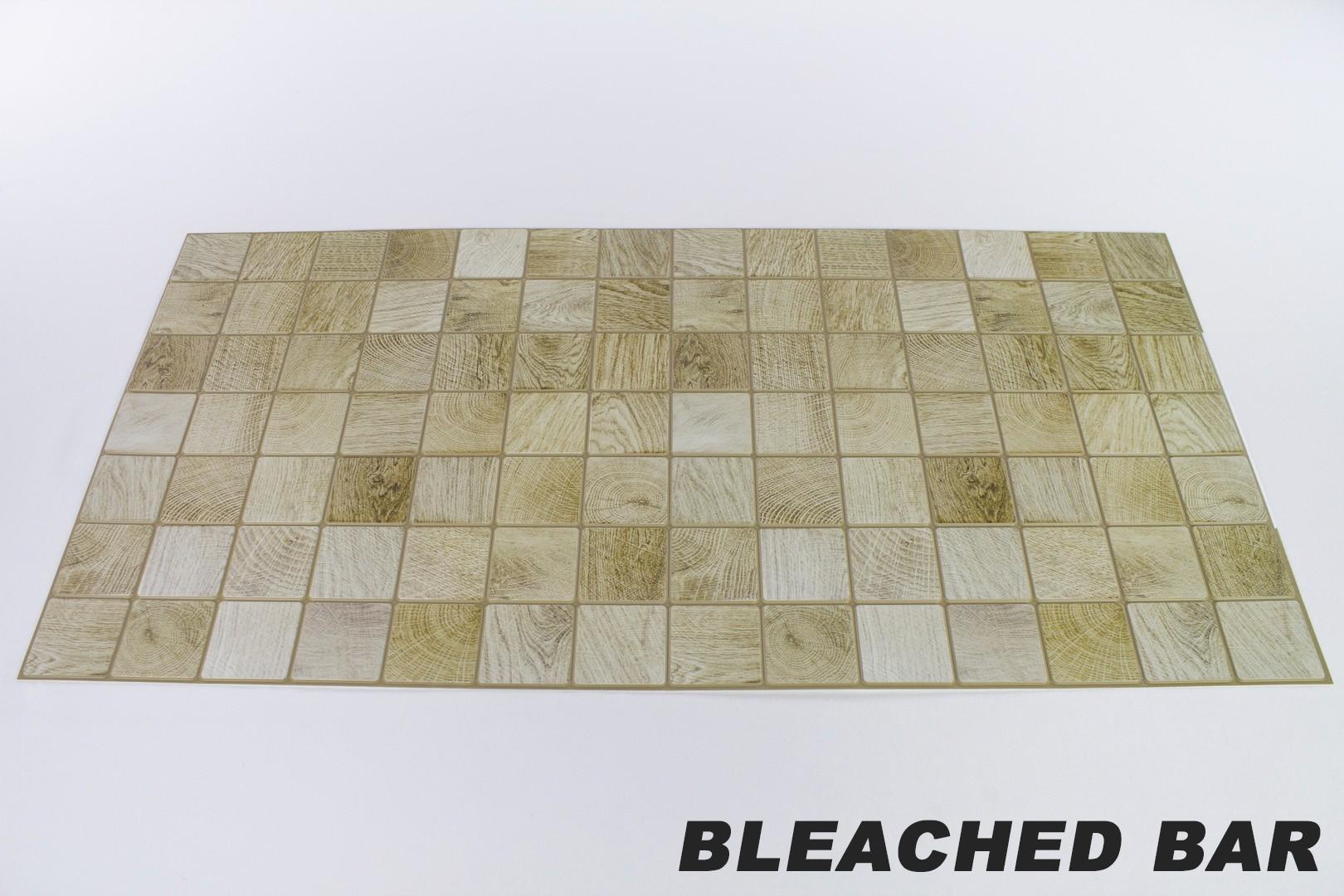 Bleached bar originalbild